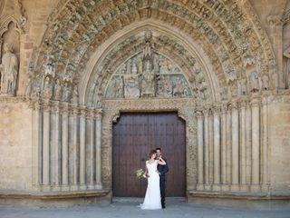 La boda de Amaya y Alberto
