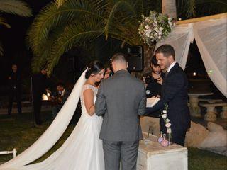 La boda de Tamara y Javier 1