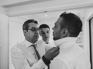 La boda de Itoiz y Asier 2