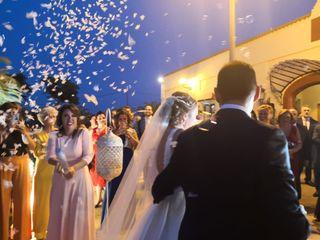 La boda de Cristina y Ivan  2