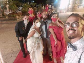 La boda de Rocío y Juanma
