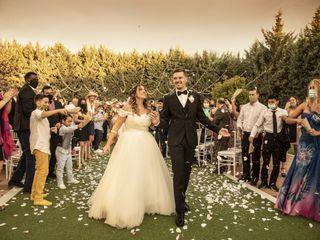La boda de Isa y Elias