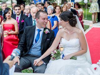 La boda de Paloma y Jorge