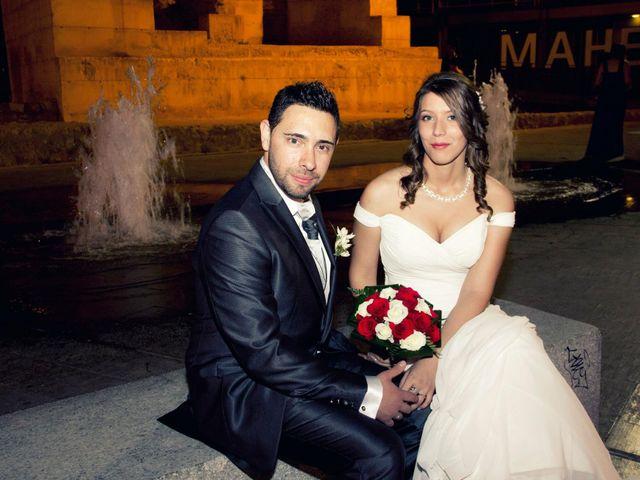 La boda de David y Leles  en Elx/elche, Alicante 1