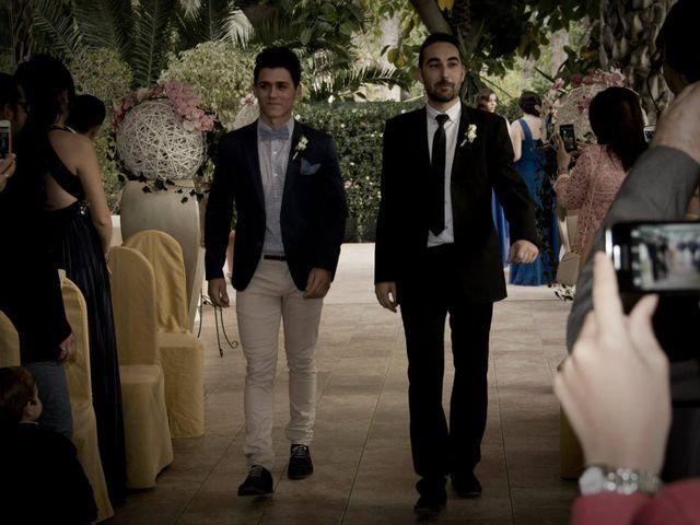 La boda de David y Leles  en Elx/elche, Alicante 4