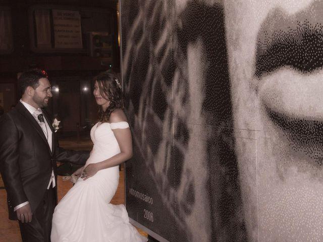La boda de David y Leles  en Elx/elche, Alicante 2