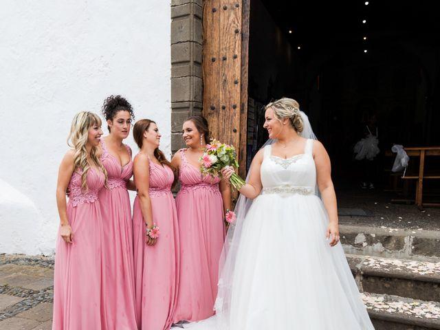 La boda de Juanjo y Carla en Icod, Santa Cruz de Tenerife 25