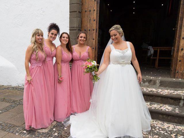 La boda de Juanjo y Carla en Icod, Santa Cruz de Tenerife 26