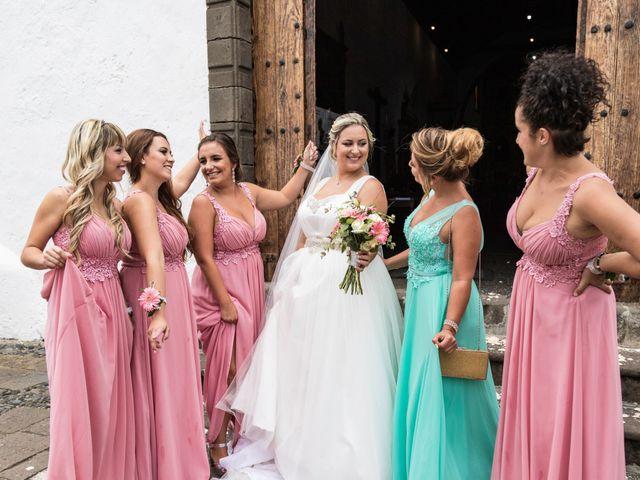 La boda de Juanjo y Carla en Icod, Santa Cruz de Tenerife 27