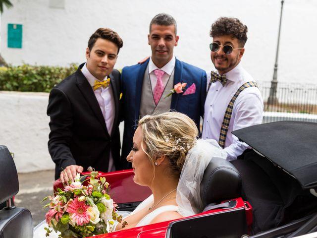 La boda de Juanjo y Carla en Icod, Santa Cruz de Tenerife 30