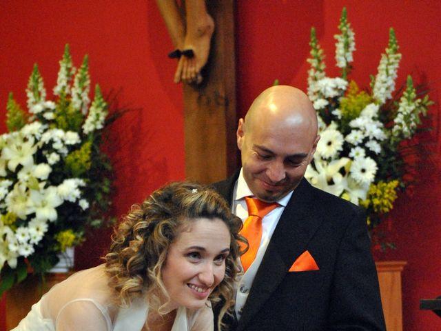 La boda de Cristina y Jose Luis en Madrid, Madrid 1