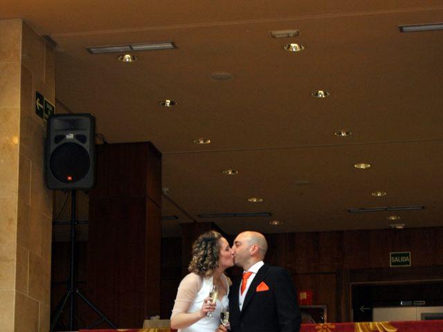 La boda de Cristina y Jose Luis en Madrid, Madrid 2