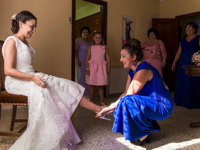 La boda de Victor y Oti en Abengibre, Albacete 4