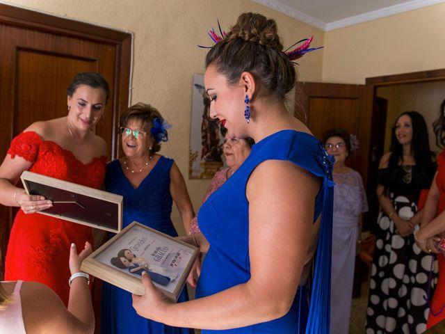 La boda de Victor y Oti en Abengibre, Albacete 6