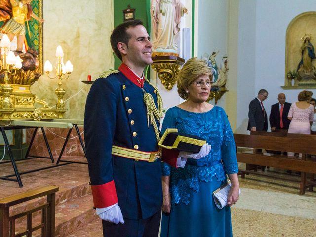 La boda de Victor y Oti en Abengibre, Albacete 12