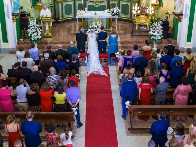 La boda de Victor y Oti en Abengibre, Albacete 14