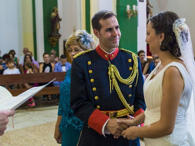 La boda de Victor y Oti en Abengibre, Albacete 15