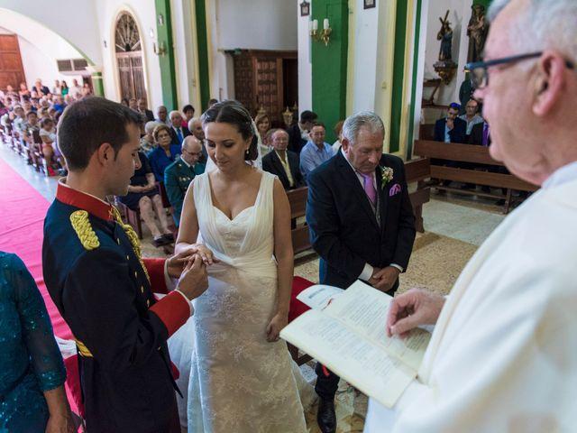 La boda de Victor y Oti en Abengibre, Albacete 16