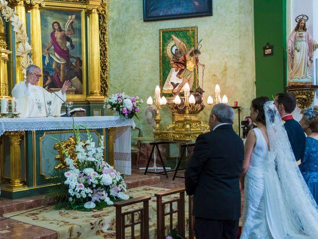 La boda de Victor y Oti en Abengibre, Albacete 18