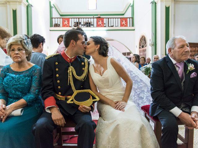 La boda de Victor y Oti en Abengibre, Albacete 19