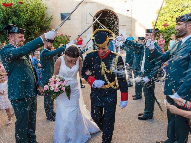 La boda de Victor y Oti en Abengibre, Albacete 23