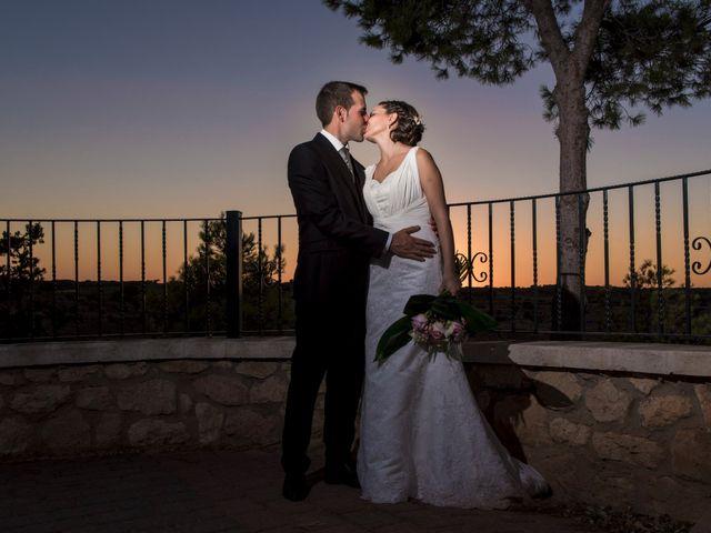 La boda de Victor y Oti en Abengibre, Albacete 25