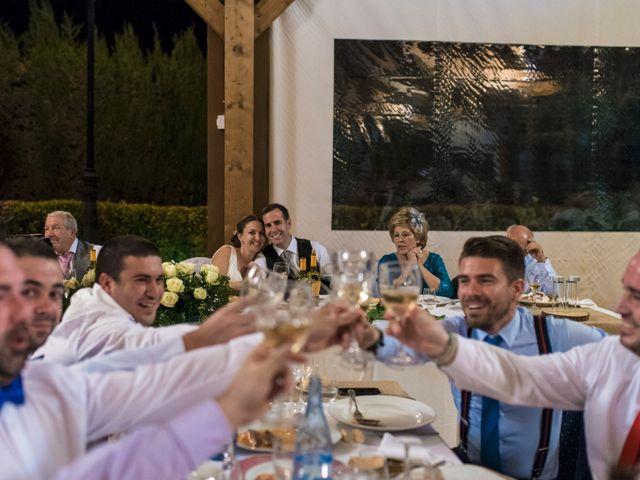 La boda de Victor y Oti en Abengibre, Albacete 27