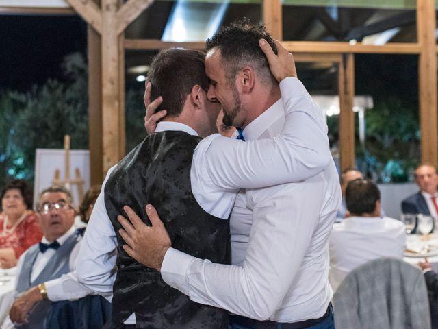 La boda de Victor y Oti en Abengibre, Albacete 34