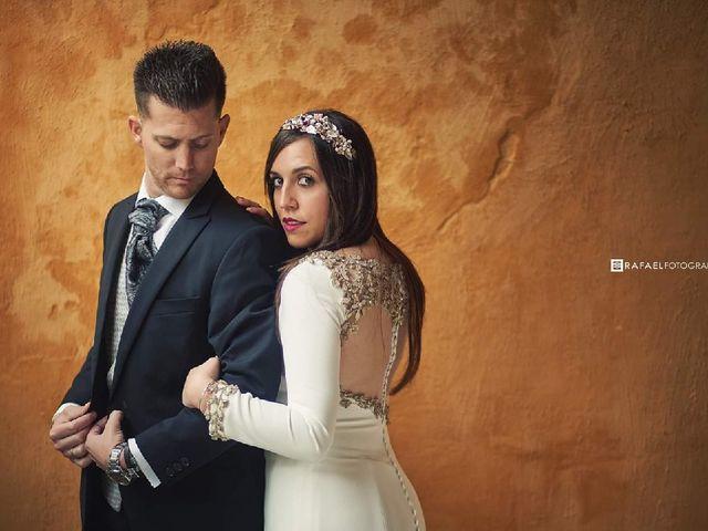 La boda de María Dolores y Adrián