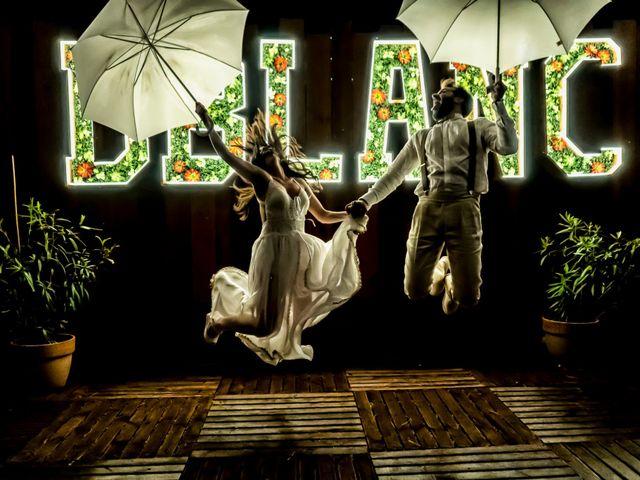 La boda de Anna y Guillaume