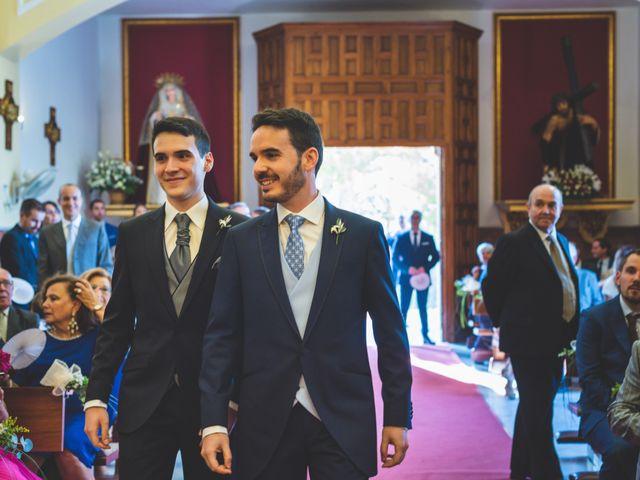 La boda de Fran y Mar en Motril, Granada 8