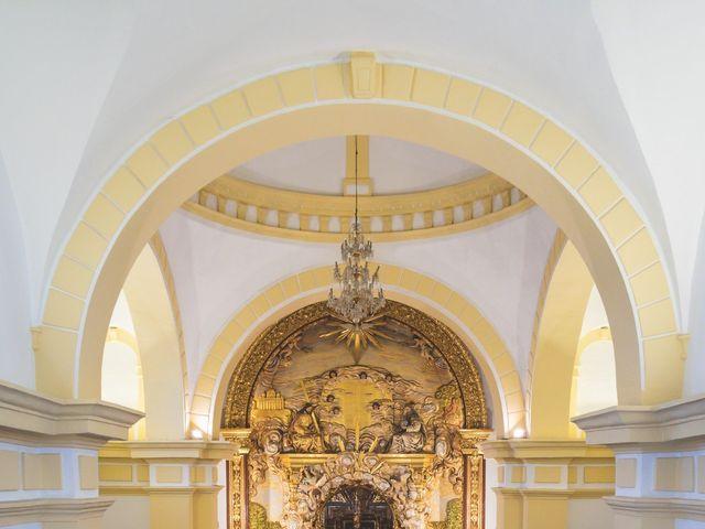 La boda de Fran y Mar en Motril, Granada 10
