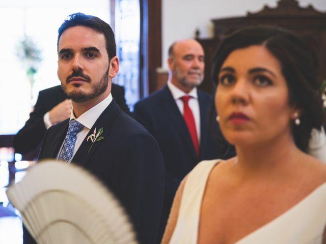 La boda de Fran y Mar en Motril, Granada 11
