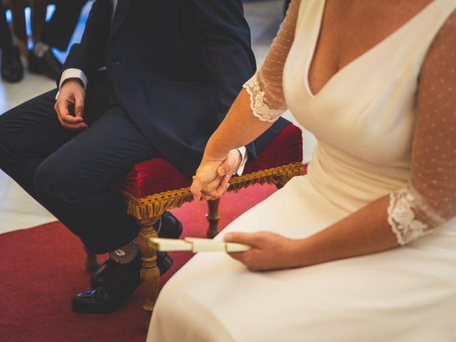 La boda de Fran y Mar en Motril, Granada 13