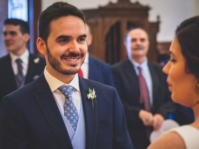 La boda de Fran y Mar en Motril, Granada 14