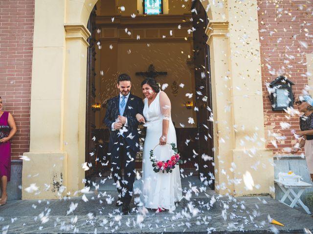 La boda de Fran y Mar en Motril, Granada 16