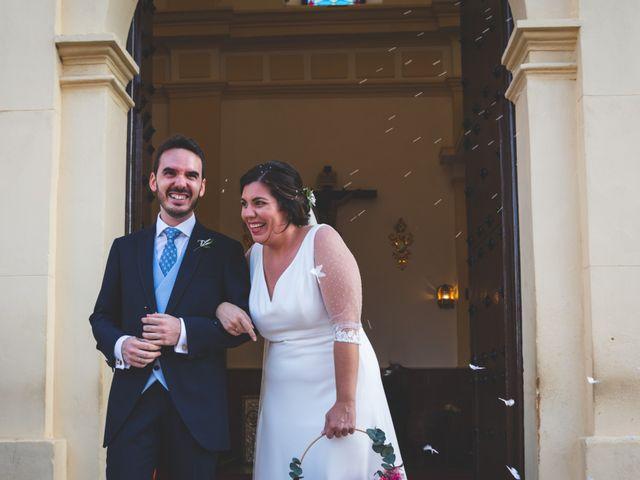 La boda de Fran y Mar en Motril, Granada 18