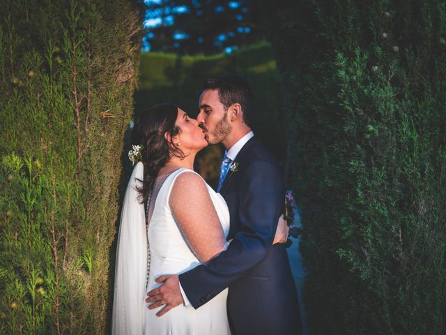 La boda de Fran y Mar en Motril, Granada 19