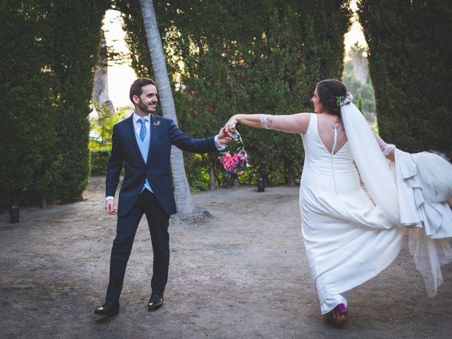 La boda de Fran y Mar en Motril, Granada 21