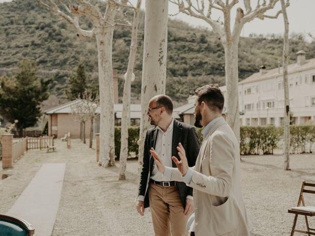 La boda de Luis y David en Gironella, Barcelona 8