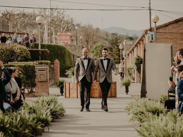 La boda de Luis y David en Gironella, Barcelona 28