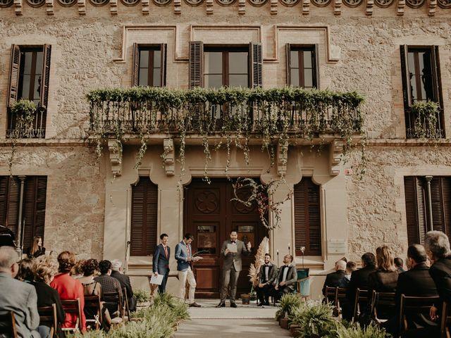 La boda de Luis y David en Gironella, Barcelona 33