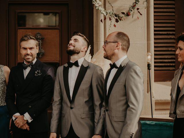 La boda de Luis y David en Gironella, Barcelona 35