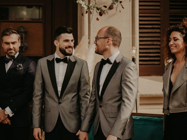 La boda de Luis y David en Gironella, Barcelona 36