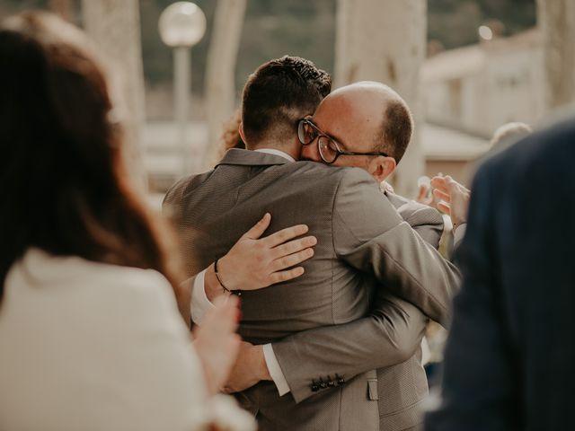 La boda de Luis y David en Gironella, Barcelona 42
