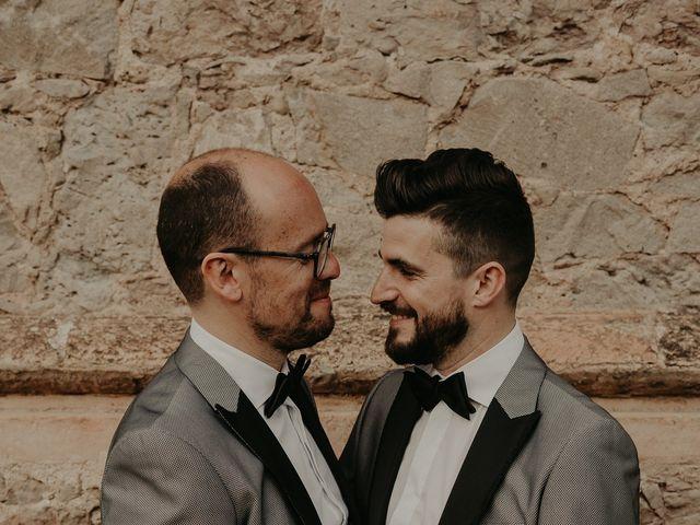 La boda de Luis y David en Gironella, Barcelona 48