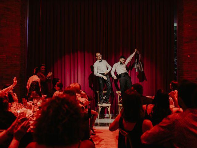 La boda de Luis y David en Gironella, Barcelona 74