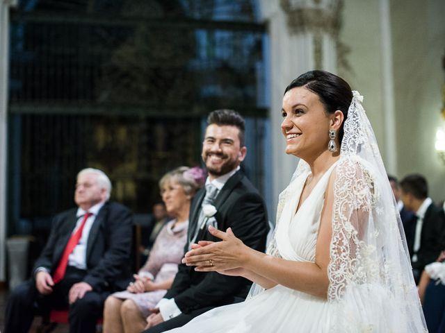 La boda de Miguel y Meritxell en Castejon, Navarra 10