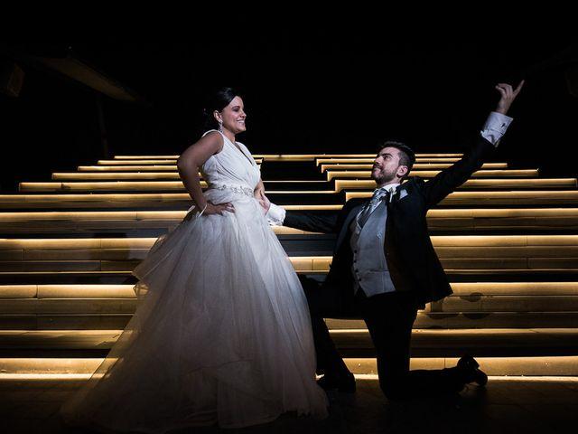 La boda de Miguel y Meritxell en Castejon, Navarra 26