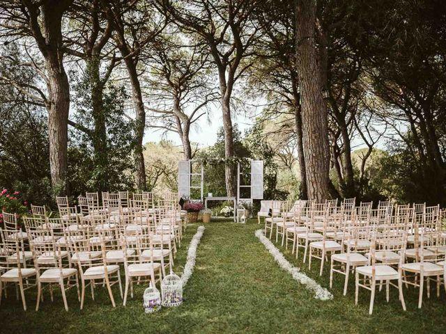 La boda de Pablo y Bea en Vejer De La Frontera, Cádiz 4